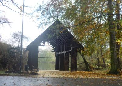 Rekonstrukce vyhlídkového pavilonu Teplice