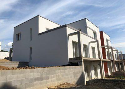 Výstavba bytových domů Prosetický svah – II. Etapa (ulice Jakoubkova)