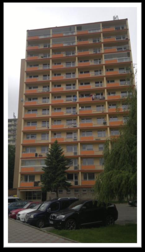Oprava bytového objektu