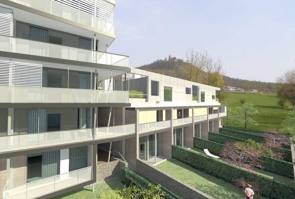 Bytový dům Šrámkova